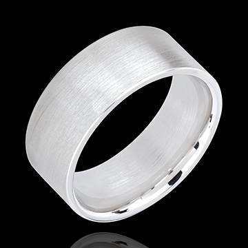 present Bespoke Wedding Ring 25480