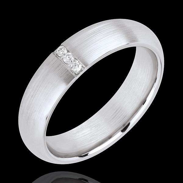 Bespoke Wedding Ring 21251