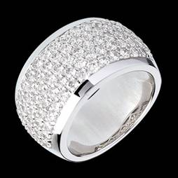 bague or diamant