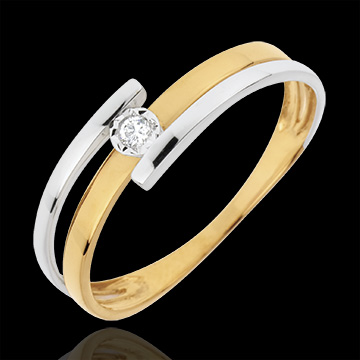 gift woman Solitaire Ring Smack