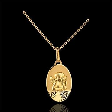 Geschenke Moderne Medaille Engel Raphael