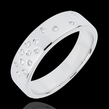 gift Wedding Ring Starry Night