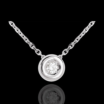 gifts Chalice necklace white gold