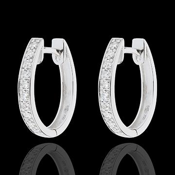 acheter Boucles d'oreilles anneaux de Vénus