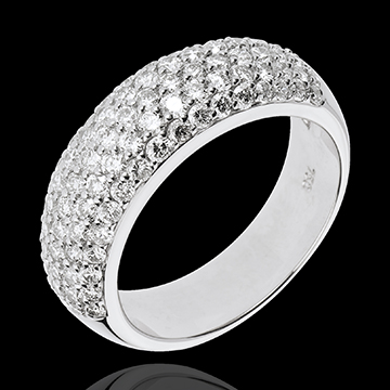 gift woman Ring Constellation - Sideral Love- 1.57 carat