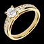 Verkauf Ring nach Maß 30072