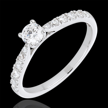 sell on line White Gold and Diamond Cherie Ring
