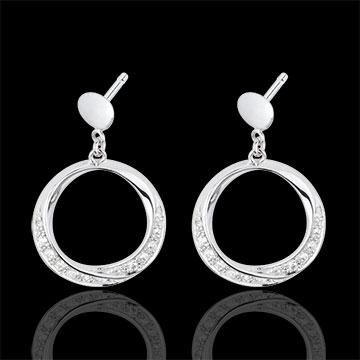 buy on line Femme Earrings - Gold - Diamond