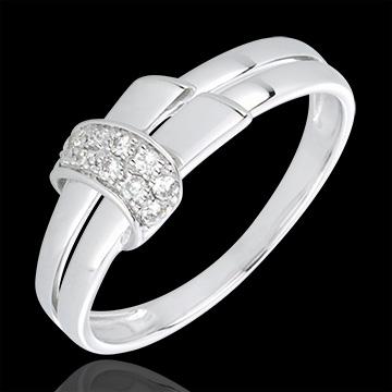 buy on line White Gold and Diamond Desira Ring