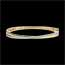 Bangel Bracelet Saturn Duo - yellow gold - 18 carats