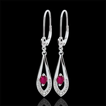 gift women Britanie Ruby Earrings