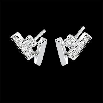 buy Earrings Frozen Diamonds