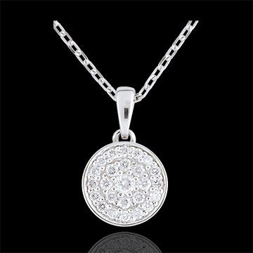 weddings White Gold My Constellation Necklace