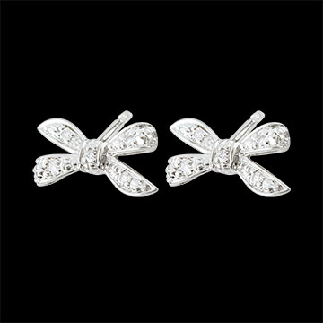 women Earrings Eden's Bow