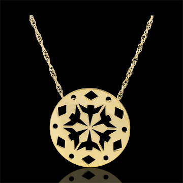 sell Yellow Gold Makwa Necklace