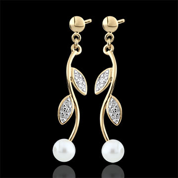 gifts women Mother-of-pearl Summer Pearl Earrings