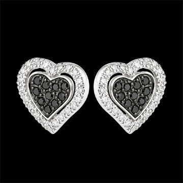 gifts Mega Heart Earrings