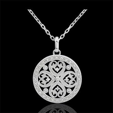 Geschenk Anhänger Sublime Tahia - 37 Diamanten