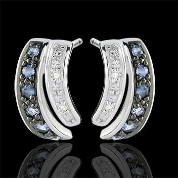 sell Savina Sapphire Earrings