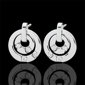 gifts Harmonia Earrings - 9 carats