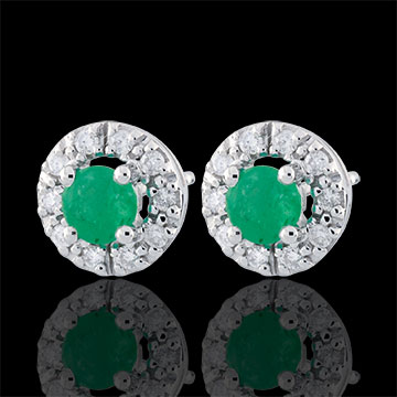jewelry Clévia Emerald Earrings