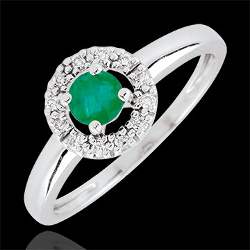 gifts Clévia Emerald Ring