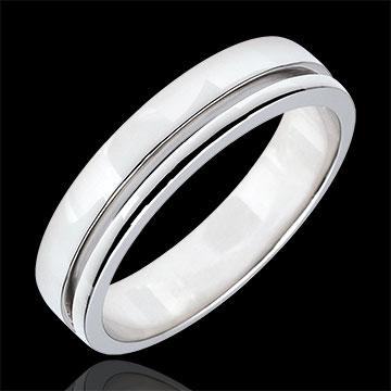 wedding White Gold Wedding Band - Average Model