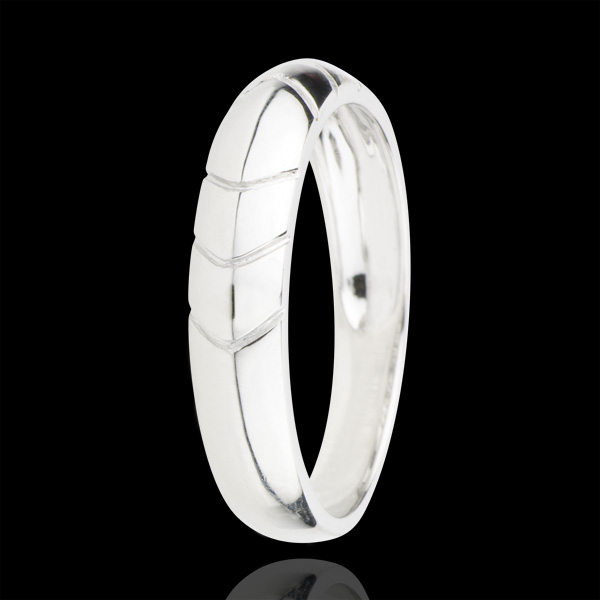 Alliance Energie or blanc 9 carats