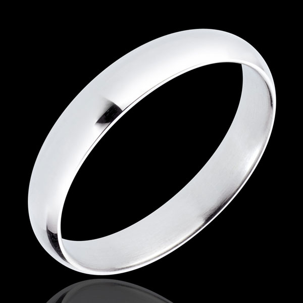 Alliance Pure or blanc 18 carats