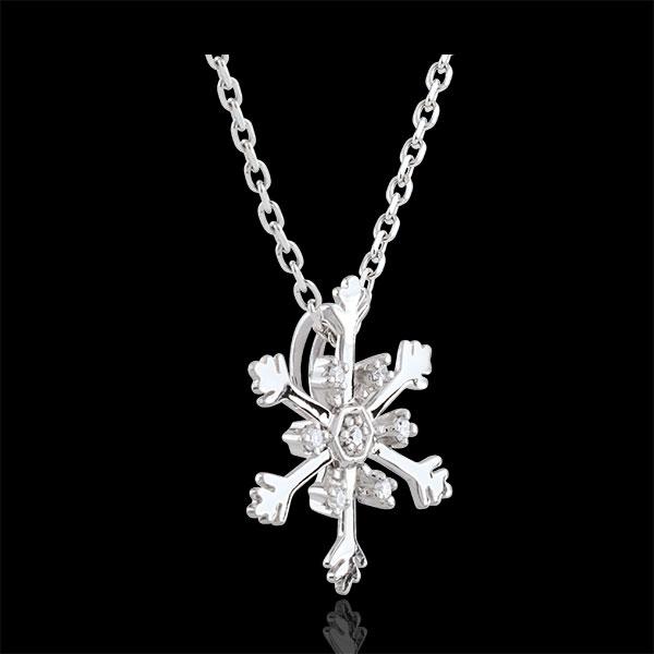 Austral Snowflake Pendant