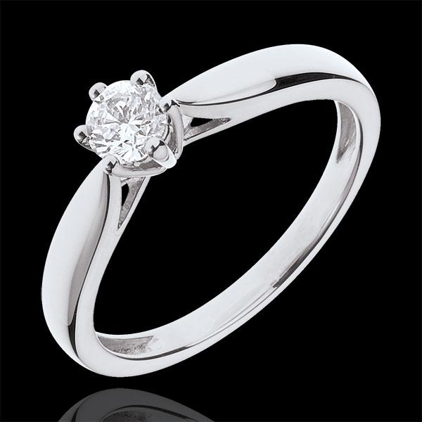Bien-aimé Solitaire Diamant - Bagues de fiançailles | Edenly KM79