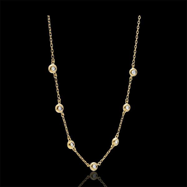 Caliste Diamond Necklace