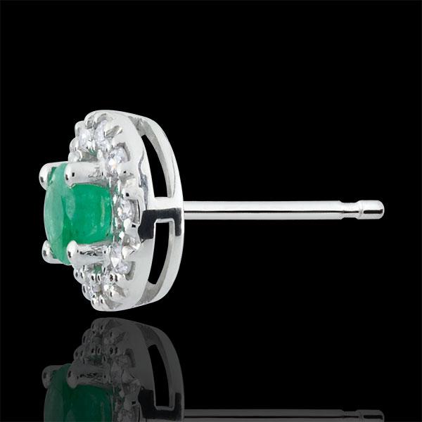 Clévia Emerald Earrings
