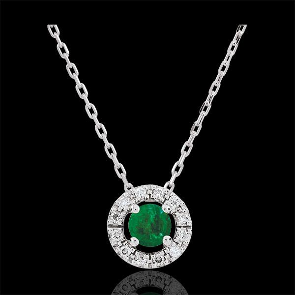 Clévia Emerald Necklace - 18 carats
