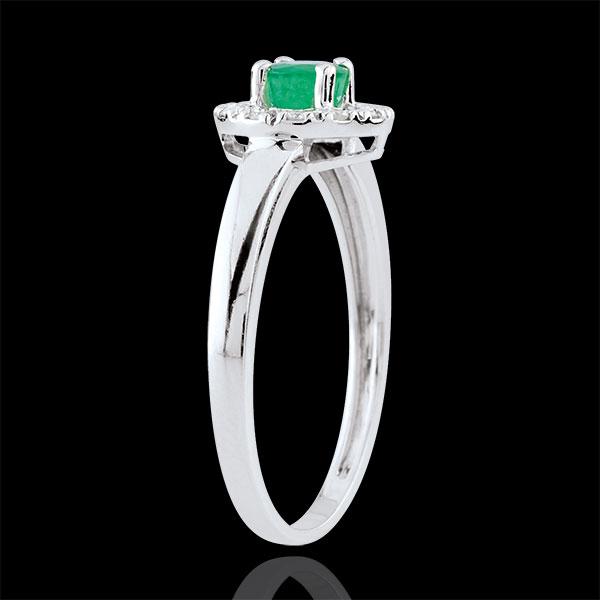 Clévia Emerald Ring