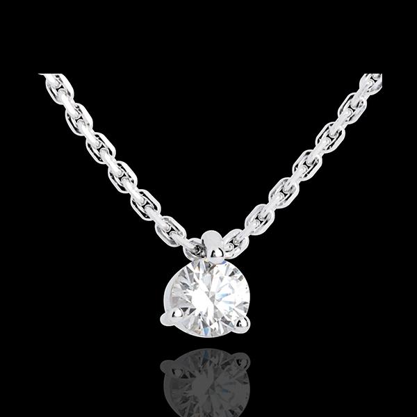 Achat Collier Or Diamant Et Pendentifs En Ligne Edenly