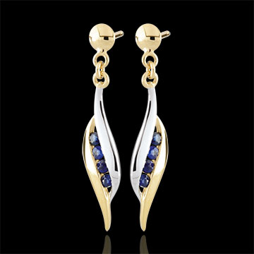 Daniella Sapphire Earrings