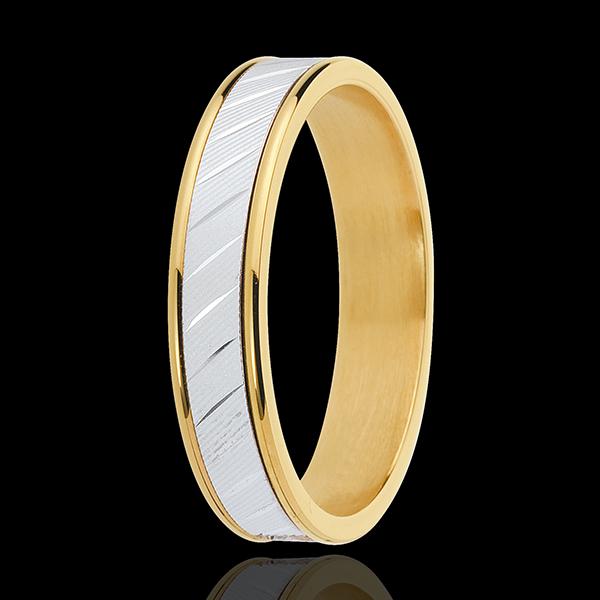 Esther II Wedding Ring