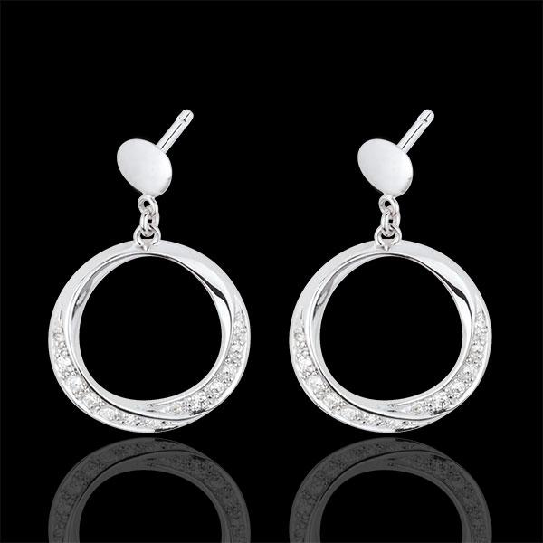 Femme Earrings - Gold - Diamond