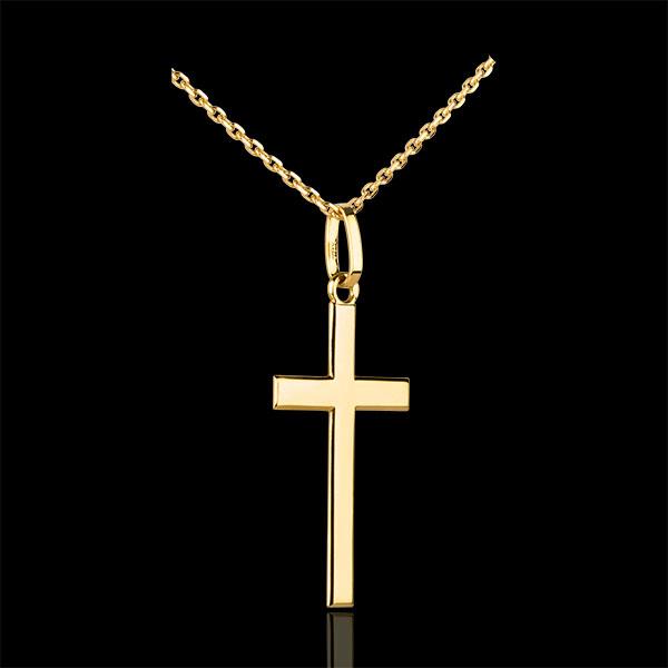 Flaches Kreuz