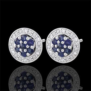Isalia Sapphire Earrings