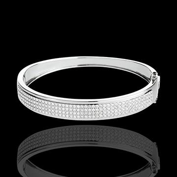 Jonc Constellation - Astral - 4 rows of diamonds - 1.62 carat - 180 diamonds