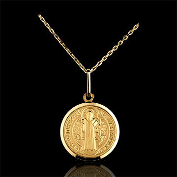Médaille Saint Benoît 16mm