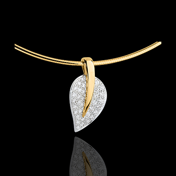 Leaf Of Life Pendant Necklace