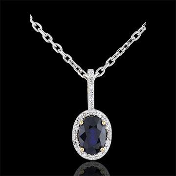 Apolline Sapphire Pendant