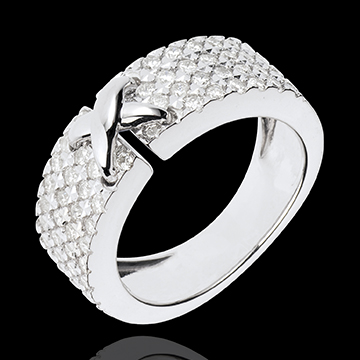 Precious Haute Couture Ring