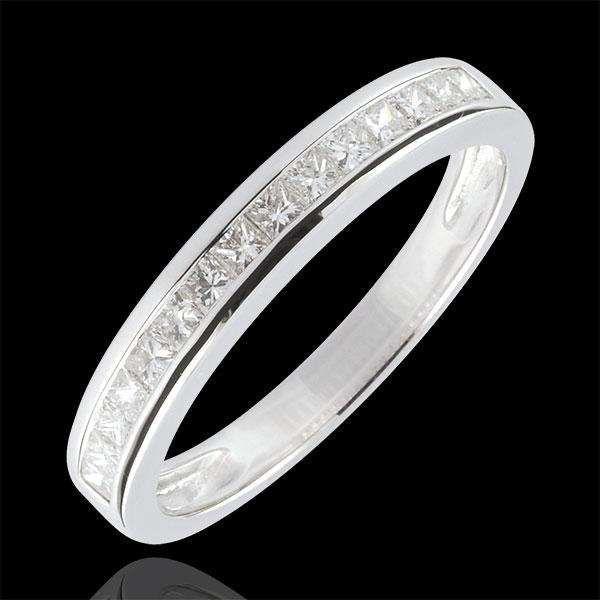Ring Diamantenprinzessin - 0.36 Karat