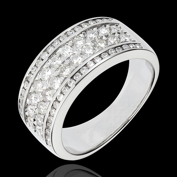 Ring Sternbilder - Kosmos - 62 Diamanten