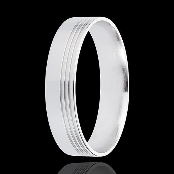 Ring Wende aus Weissgold