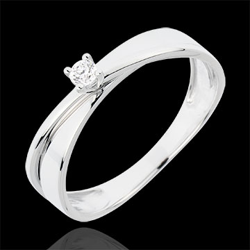 Solitaire Ring Golding
